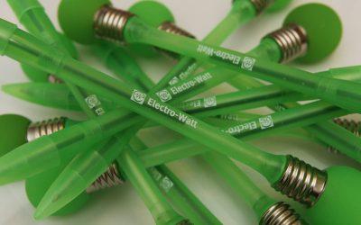 Electro-Watt voorkomt stilstand op E&A beurs ;De levertijden van componenten lopen op