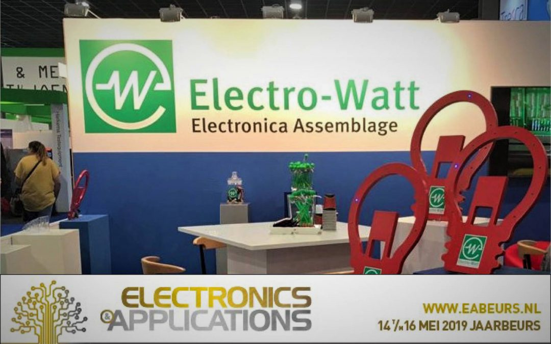 Uitnodiging Electronics & Applications 2019