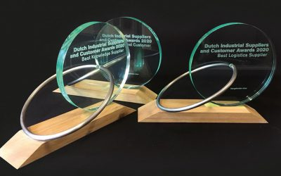 Electro-watt genomineerd voor 'Best Process & Parts Supplier'